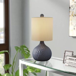 Best Reviews Ruddell 16.5 Table Lamp By Wrought Studio