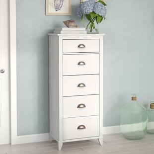 Orchard 5 Drawer Chest by Beachcrest Home