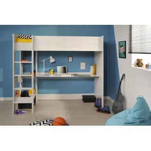 Read Reviews Ginger High Sleeper Twin Bed by Harriet Bee Reviews (2019) & Buyer's Guide