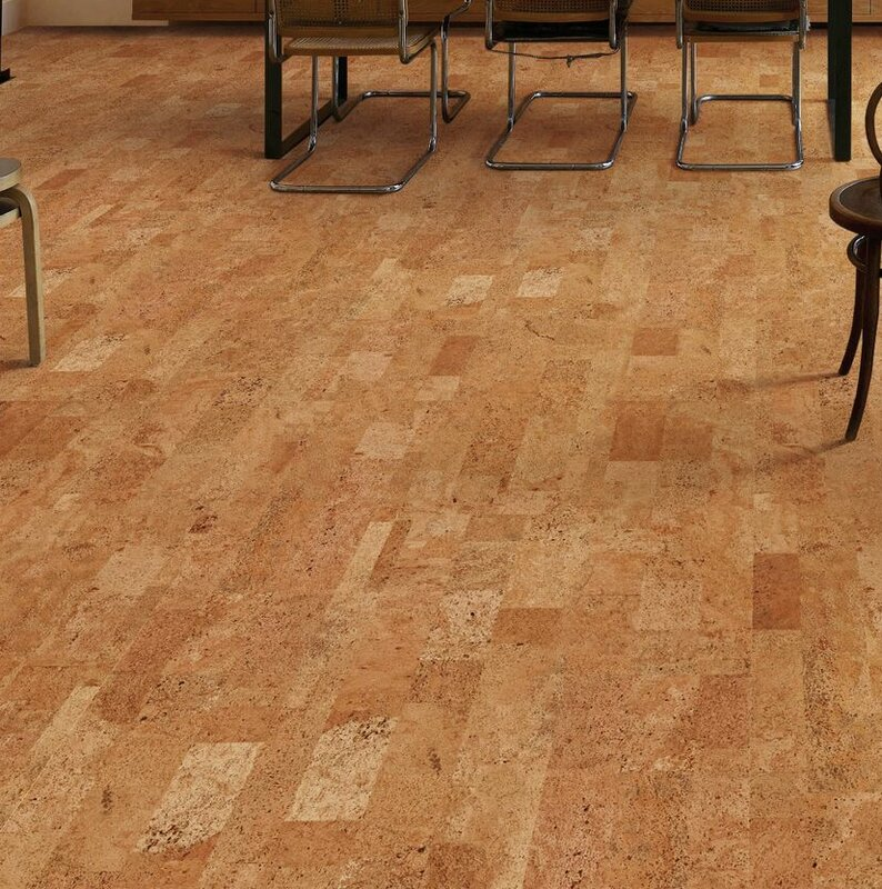 What Is Cork Flooring Made Of