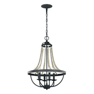 Granger 4-Light Empire Chandelier by One Allium Way