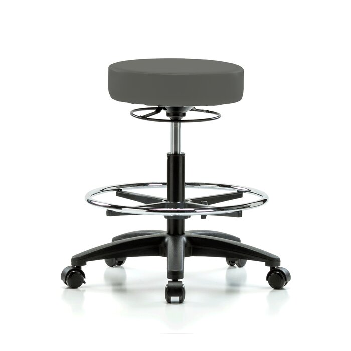 Fantastic Height Adjustable Stool With Foot Ring Machost Co Dining Chair Design Ideas Machostcouk