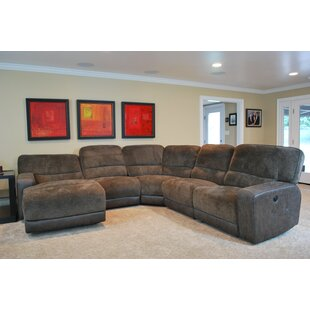 Shop Bermuda Reclining Sectional by Latitude Run