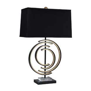 Spiral 30.75 Table Lamp