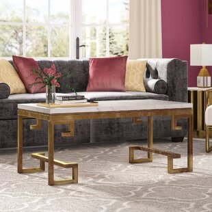 Deolinda Coffee Table by W..