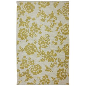 pale yellow rug | wayfair