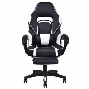 Euclid High Back Gaming chair By Symple Stuff