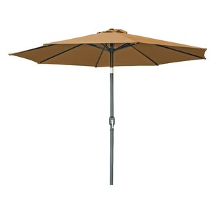 7' Market Umbrella by Trademark Innovations Great price