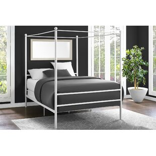 Lolington Canopy Bed by Greyleigh