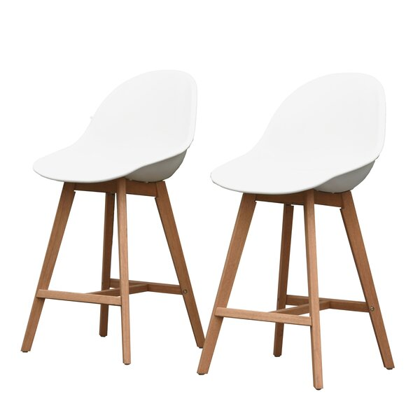 Peachy Modern Contemporary Lucite Bar Stools Allmodern Machost Co Dining Chair Design Ideas Machostcouk
