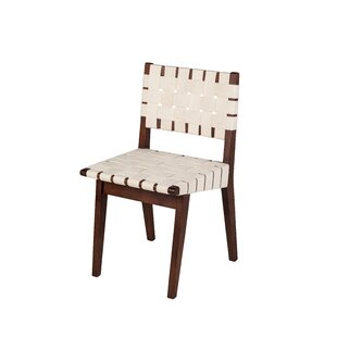 Woven Upholstered Dining Chair by Design ..