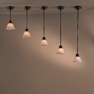 Best Reviews 1-Light Cone Pendant By Minka Lavery