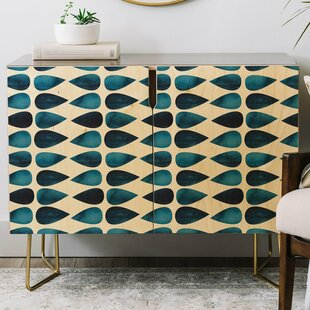 Simple Drop Credenza by East Urban Home