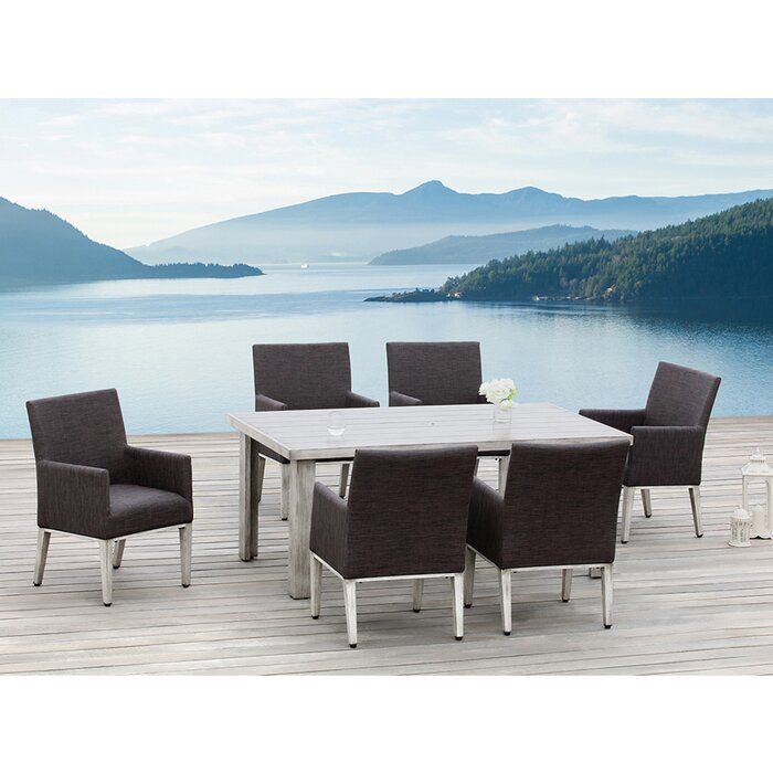 Phenomenal Montreal 7 Piece Dining Set Interior Design Ideas Philsoteloinfo