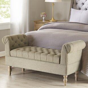 Ophelia & Co. Morel Upholstered Storage B..