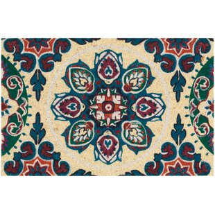 Fessler Doormat by Bungalow Rose