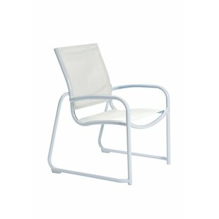 Millennia Stacking Patio Dining Chair