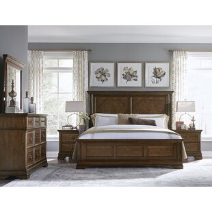 World Menagerie Murray Traditional Panel Configurable Bedroom Set