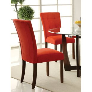 Guyette Upholstered Dining Chair (Set of 2)