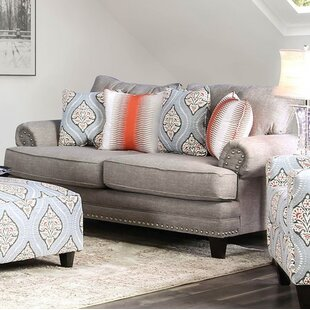 Canora Grey Mclaughlin Loveseat