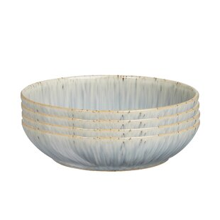 Halo Speckle 1050ml Pasta Bowl (Set Of 4) By Denby