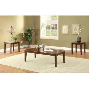 Lavinia 3 Piece Coffee Table Set