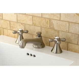 Metropolitan Widespread Bathroom Faucet with Drain Assembly By Kingston Brass