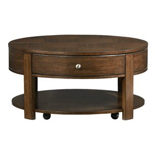 Comparison Leda Lift Top Coffee Table with Storage By Winston Porter
