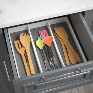 Rebrilliant Flatware & Kitchen Utensil Tray