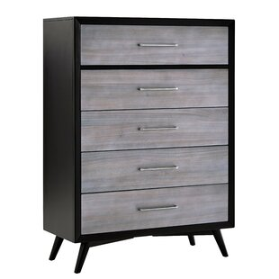 Bork 5 Drawers Standard Chest