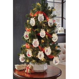 Farmhouse Rustic Ornaments Tree Toppers Birch Lane