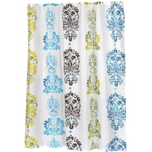 Olivia Single Shower Curtain by Ben and Jonah Today Only Sale