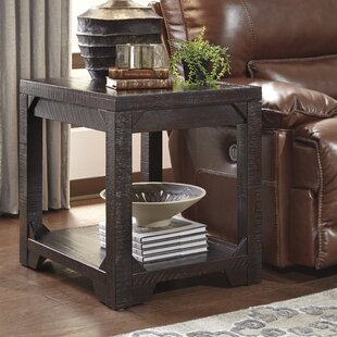 Boutwell End Table by Tren..