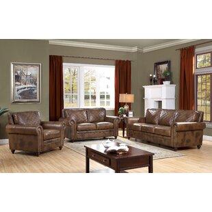Goulding 3 Piece Living Room Set