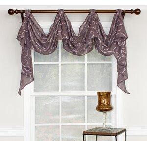 Katrice 54'' Curtain Window Valance