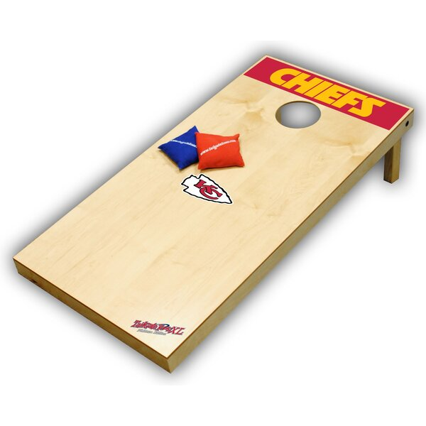 by Trademark Innovations 24 Mini Tabletop Bean Bag Toss Game For Indoor Use