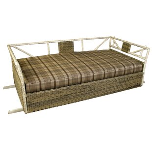 River Run Sleeping Porch Swing by Woodard