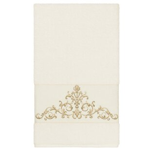 Mcloughlin Embellished Turkish Cotton Bath Towel