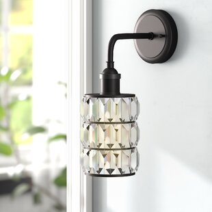 Reviews Baxley 1-Light Bath Sconce By Laurel Foundry Modern Farmhouse