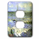 Painting By Van Gogh 1-Gang Duplex Outlet Wall Plate