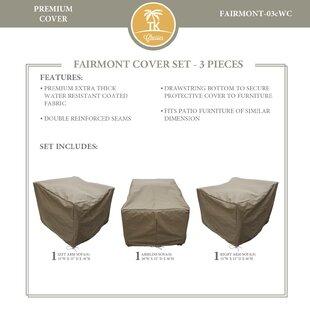 TK Classics Fairmont 3 Piece Protective P..
