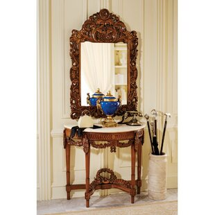 Design Toscano Chateau Gallet Console Tab..