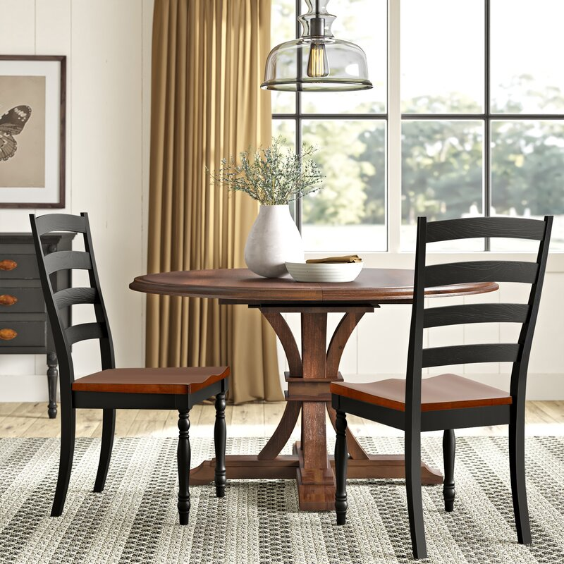 Kay Solid Wood Dining Chair Amp Reviews Birch Lane