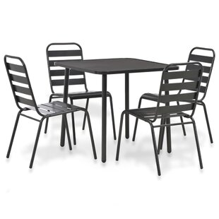 Coley 4 Seater Dining Set By Sol 72 Outdoor