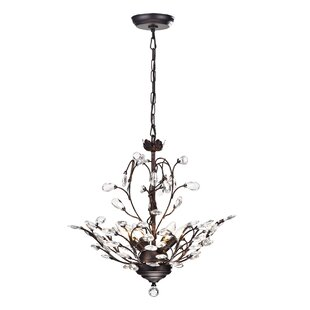 Leatrice 4-Light Novelty Chandelier