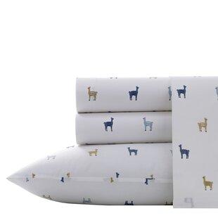 Roderick 200 Thread Count 100% Cotton Sheet Set
