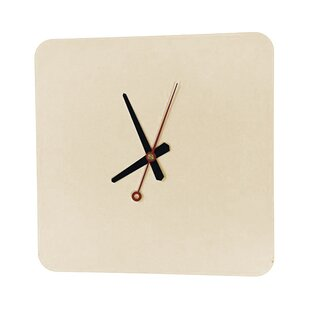 Bohannon Modern Design Wall Clock by George Oliver