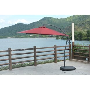Ellesmere Outdoor Patio Cantilever Umbrella