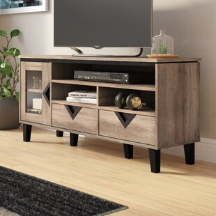 Affordable Derek TV Stand for TVs up to 55 by Ivy Bronx Reviews (2019) & Buyer's Guide