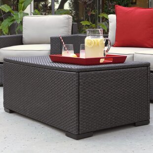 Laguna Outdoor Storage Coffee Table by Serta at Home Looking for